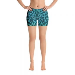 Mint Matista Shorts
