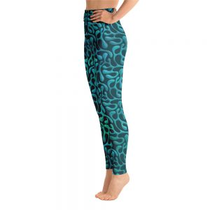 Mint Matista Yoga Leggings