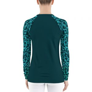 Mint Matista Rash Guard