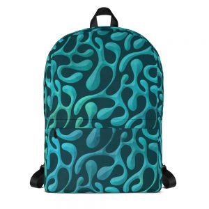 Mint Matista Backpack