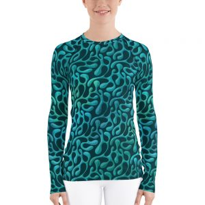 Mist Matista Women's Rash Guard