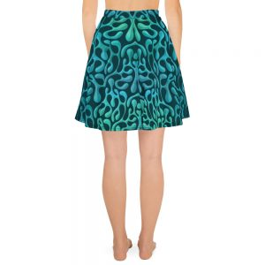 Mint Matista Skater Skirt